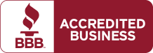 A Better Business Bureau Accredited Business Logo